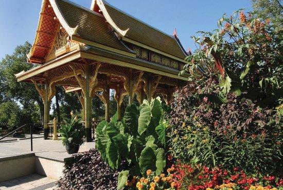 奥布里希热带植物园