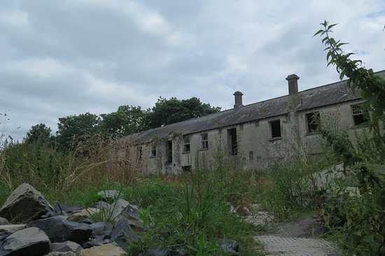 The Irish Workhouse Centre: the young boys workhouse quarters