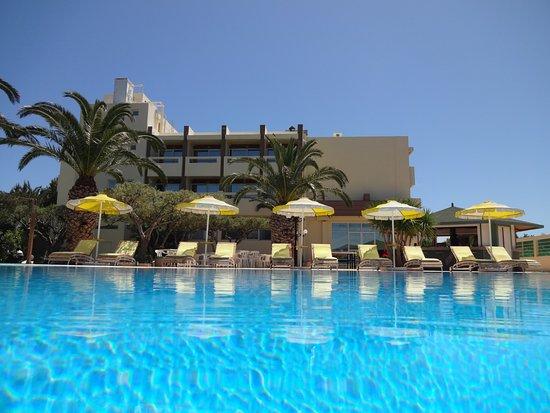 Tylissos Beach Hotel: Basen