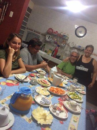 Casa Deysi: Breakfast at Deysi's...wonderful!