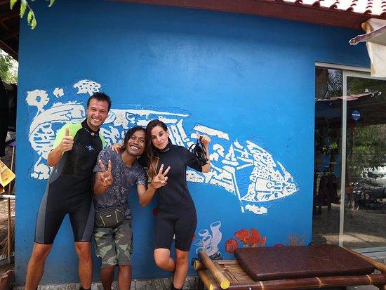 Tulamben, Indonesia: In Sea Hua Ha