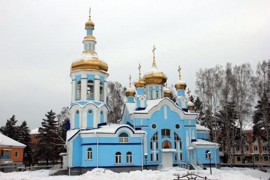Myski, Rosja: Церковь Одигитриевская