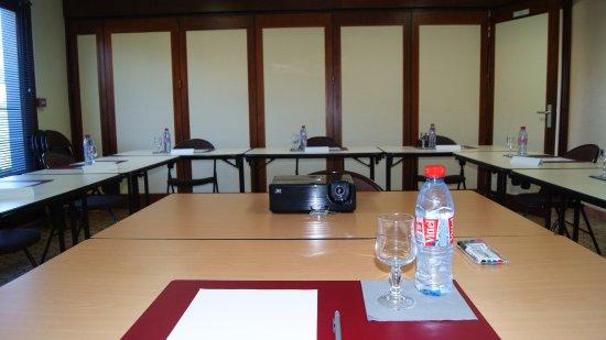 Foix, France: Salle de seminaire