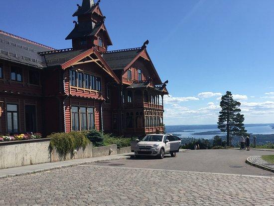 Scandic Holmenkollen Park: Flott hotel