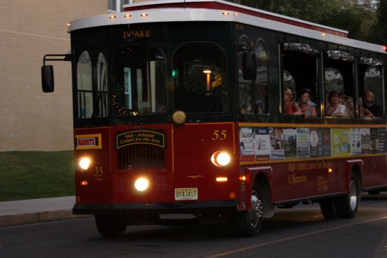 Ghosts of Cape May Trolley Tour