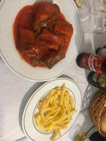 Medinaceli, Spanien: Bar-restaurante Carlos Mary