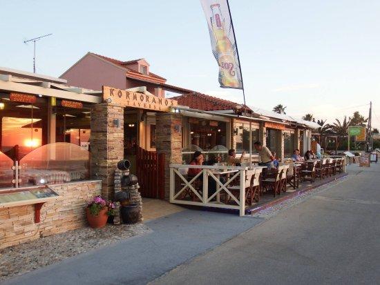 Kormoranos Beach Hotel Acharavi Grecja Opinie O Hotel