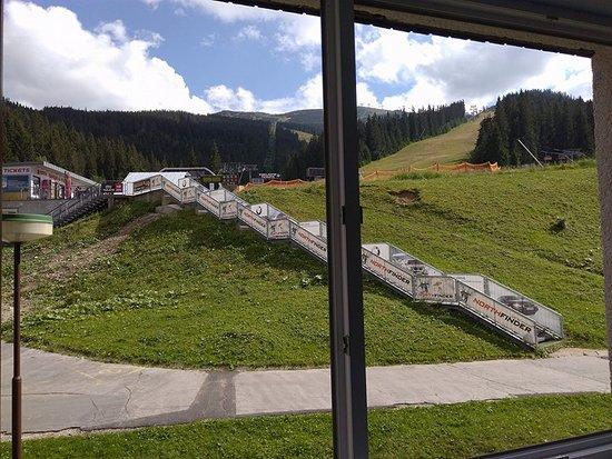 Demanovska Dolina, Eslováquia: velmi blizko k lanovke Záhradky