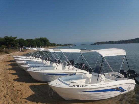 Diaporos Boat Rental