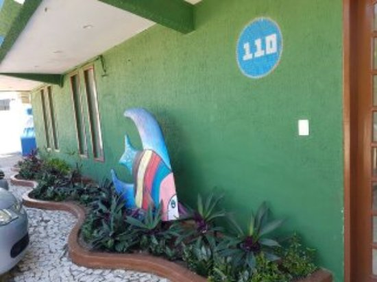 67787d00f Pousada Casa do Mar  Fachada. Pousada Casa do Mar  Ar-condicionado e Wi-Fi  perfeitos.