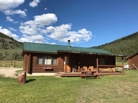 Gallatin Gateway, MT: Our cabin