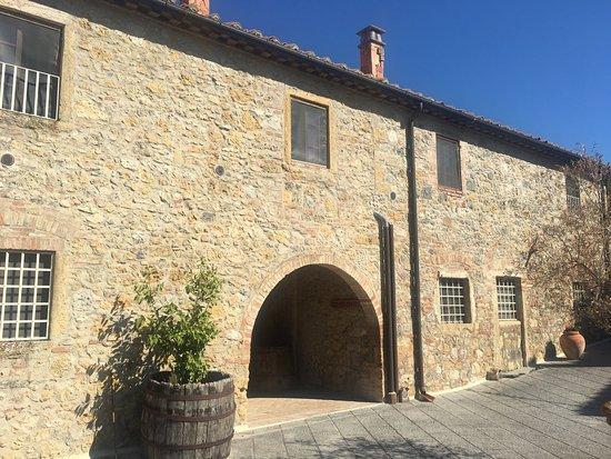 Castel San Gimignano照片