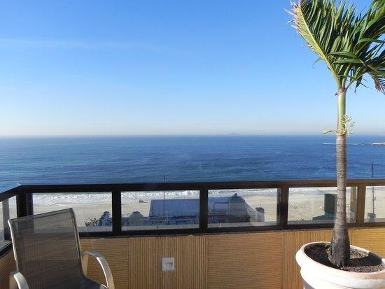 Oceano Copacabana Hotel: minha autoria