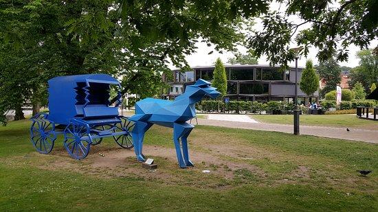 Borås, Sverige: Stadsparken