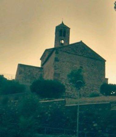 Parc de Vallparadis: Esgésies de Sant Pere