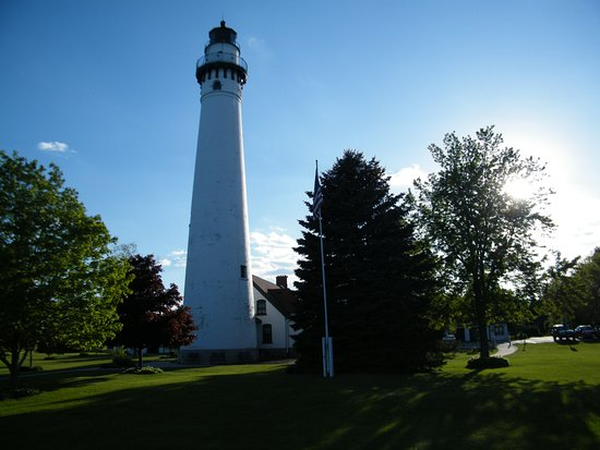Racine, WI: Windy Point Lighthouse