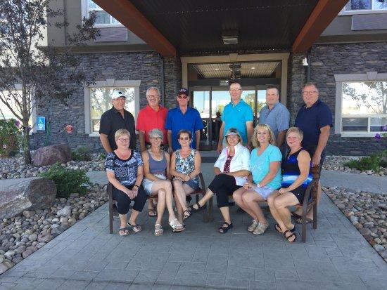 Bonnyville, Канада: Barrhread Golf Pro's