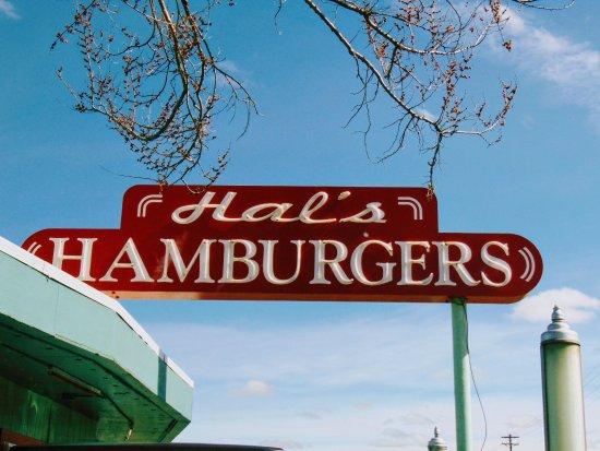 Pendleton, OR : Hal's Hamburgers