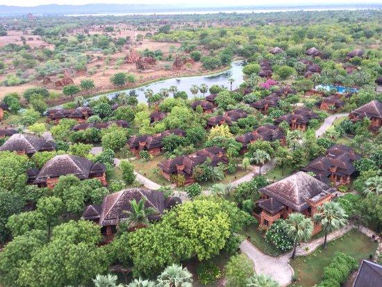 Aureum Palace Hotel & Resort Bagan Image
