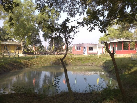 Tajpur Retreat: Cottage type room 5 minutes walkaway from main hotel