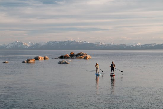 Tahoe Vista, CA: Great for couples or dates.