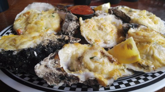 Trussville, AL: Oysters Royale