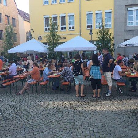 Crailsheim, Γερμανία: Genießt