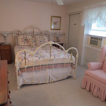 Burnsville, Carolina del Norte: Patricia's room