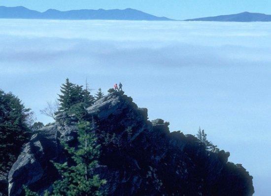 Burnsville, Carolina del Norte: Mountain views in our county