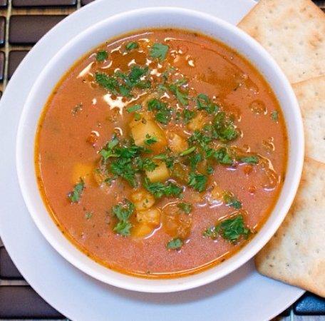 Arcadia, FL: Daily soups
