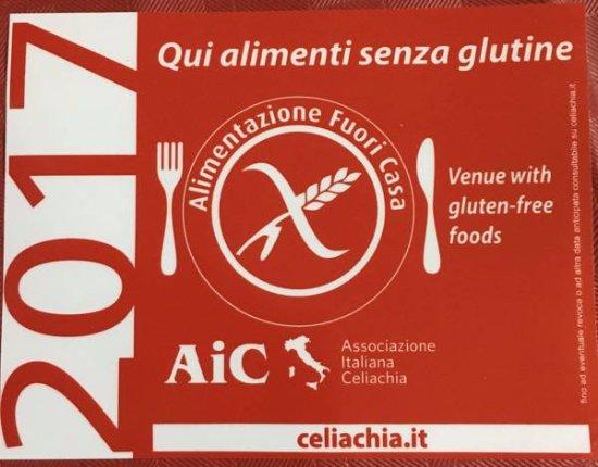 Scafati, Italy: Colazione senza glutine