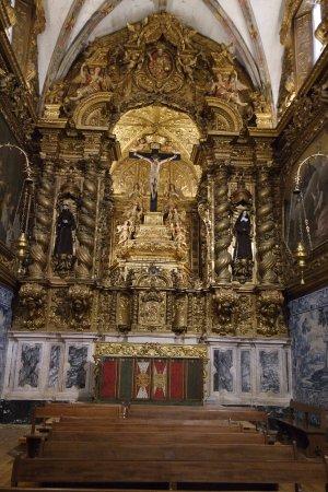 Igreja Real de Sao Francisco : Altar