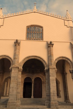 Igreja Real de Sao Francisco : Fachada