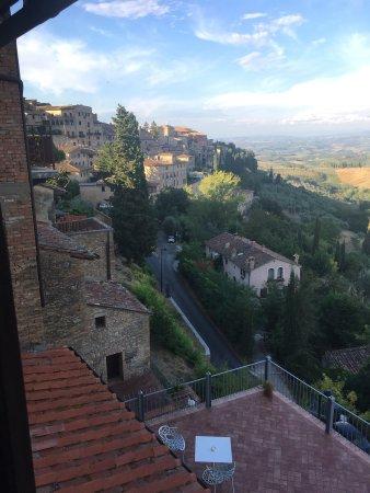 piazza no centro de san gimignano - foto di hotel bel soggiorno ... - Hotel Bel Soggiorno San Gimignano Tripadvisor 2