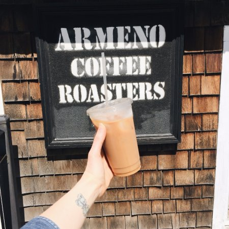 Northborough, MA: Delicious cold brew available