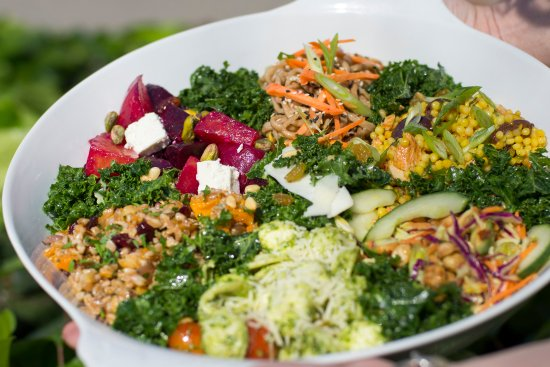 Oakville Grocery Company : Seasonal salads are a must.