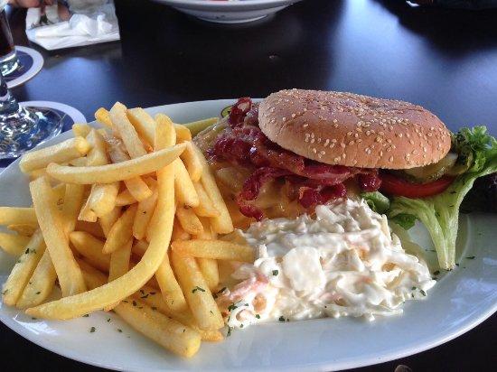 Monheim am Rhein, Germany: Bacon Burger