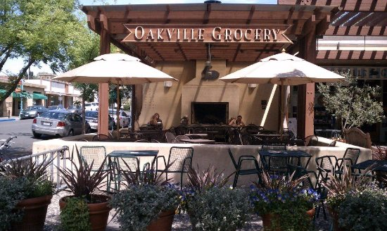 Oakville Grocery Company : Our country store on the Healdsburg Plaza!.