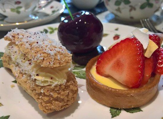 Northcote Restaurant: afternoon tea