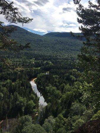 Mont-Tremblant National Park, Canada: Majestic views