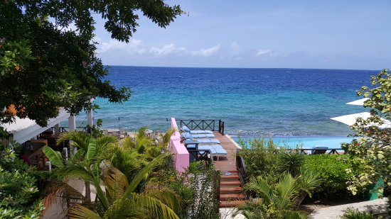 Scuba Lodge & Suites: View from Valentin Suite