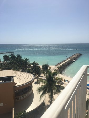 Divi Aruba Phoenix Beach Resort: view from the room 6th floor