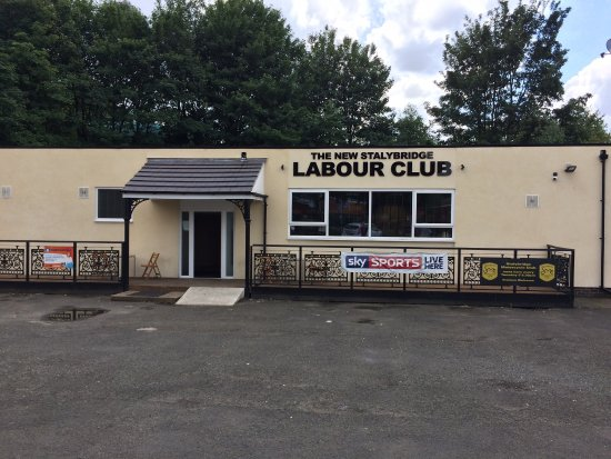 ‪The New Stalybridge Labour Club‬
