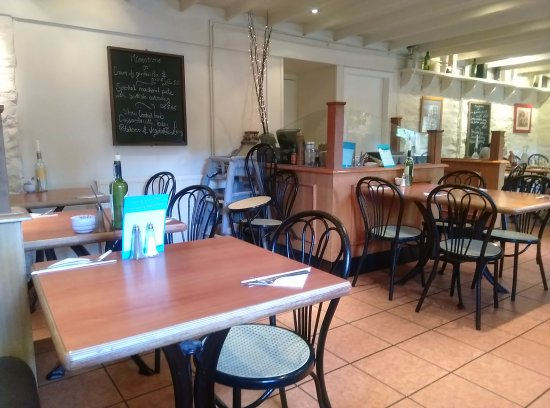 Cafe Biba: Great service and tasty food