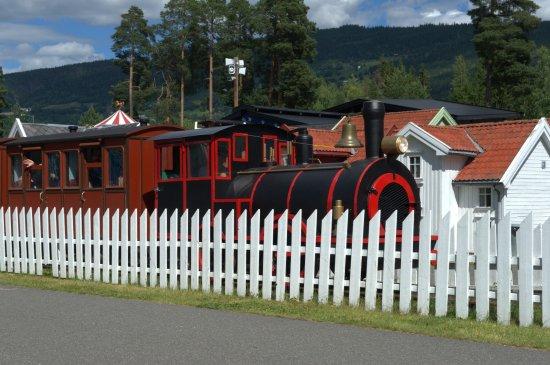 Oyer Municipality, Norway: Lilleputt Train