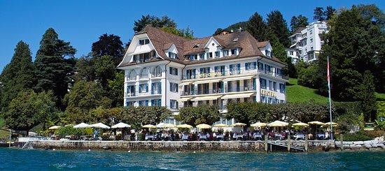 Schones Hotel Direkt Am Vierwaldstattersee Hotel Central Am See