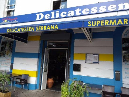 Delicatessen Serrana
