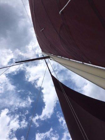 Kennebunkport, ME: Setting sail on Pineapple Ketch