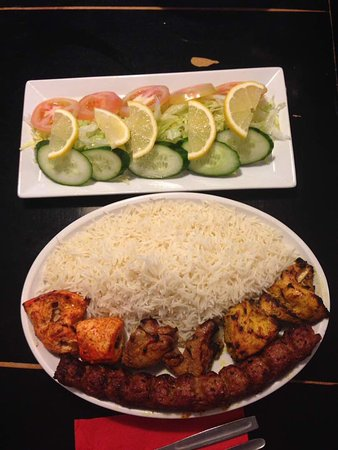 Hawasana afghan cuisine stoke on trent restaurant for Afghan cuisine restaurant