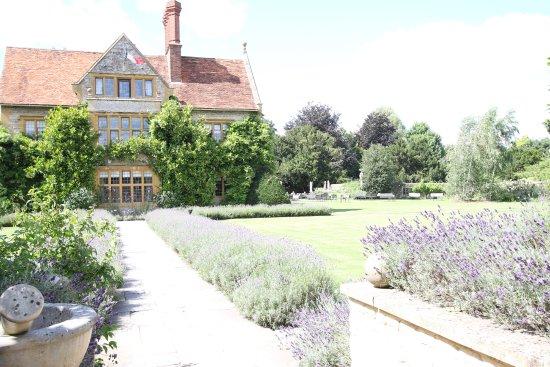 Belmond Le Manoir aux Quat'Saisons : the main house, and part of the gardens